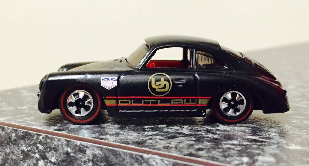 Justin Wayne - Porsche 356B wheelswap WIN