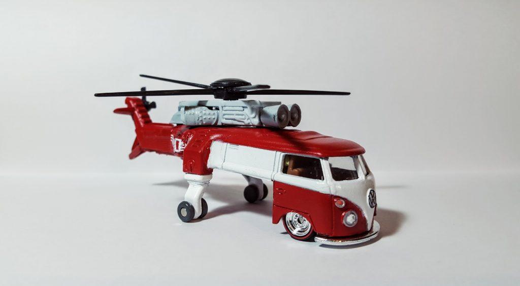 Kombi Kopter 12