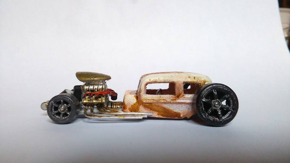 Paul Customs ratrod 2