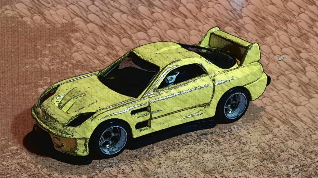 RX7 Stig Driving 2