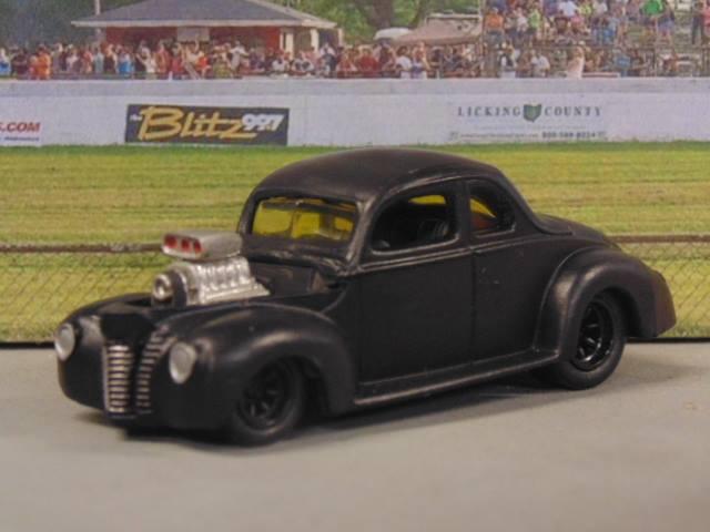 Steve Mason - 1940 Ford Coupe 1
