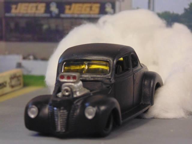 Steve Mason - 1940 Ford Coupe 2