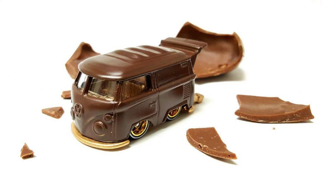 Unknown Master chocolate Kool kombi 1