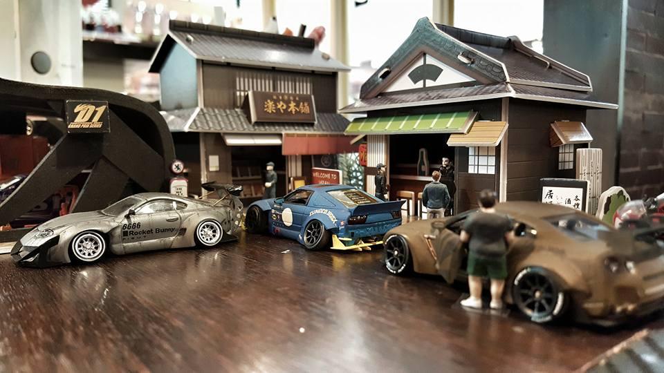 diorama days by Pisut Masanong 2