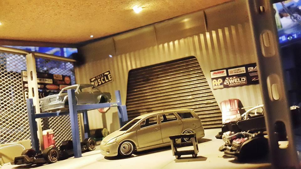 mangagarage - hellaflush garage 2