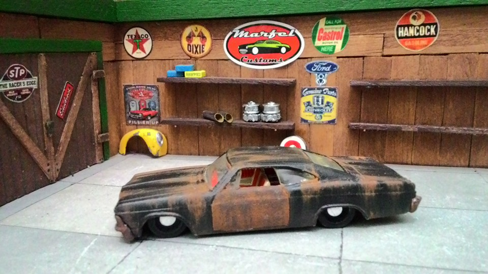 marfelcustoms chevy impala