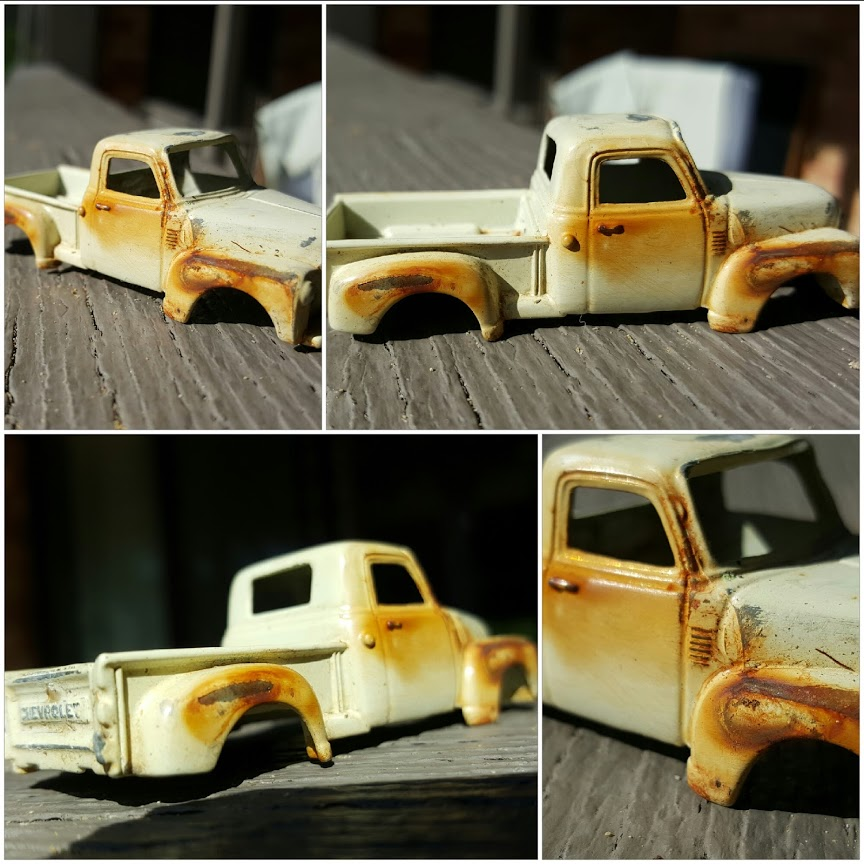 how to naturally rust your hot wheels diecast cars