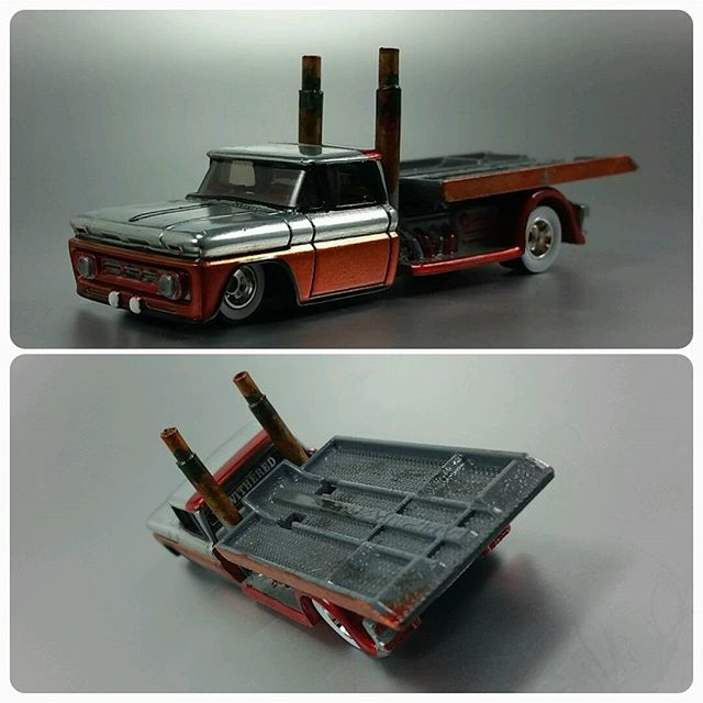 witheredcustomz - chevy hauler 2