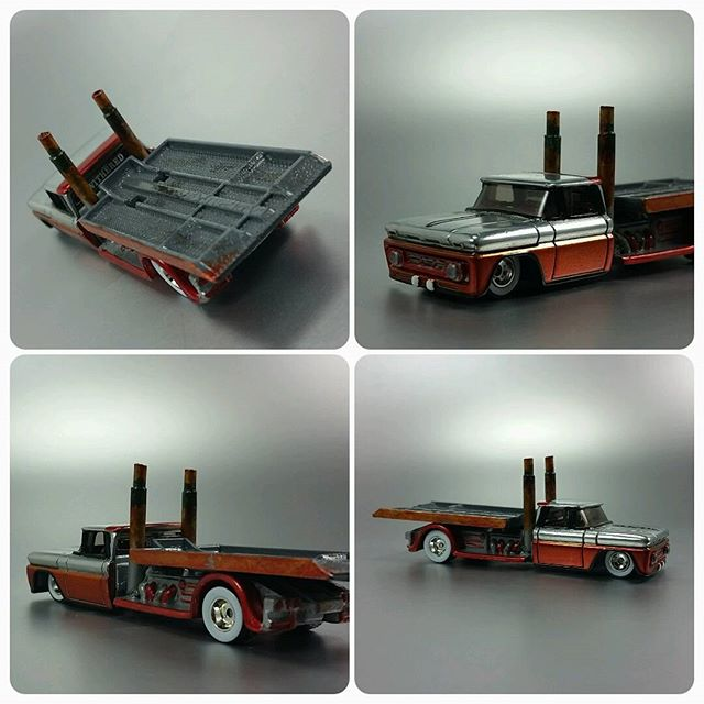 witheredcustomz - chevy hauler