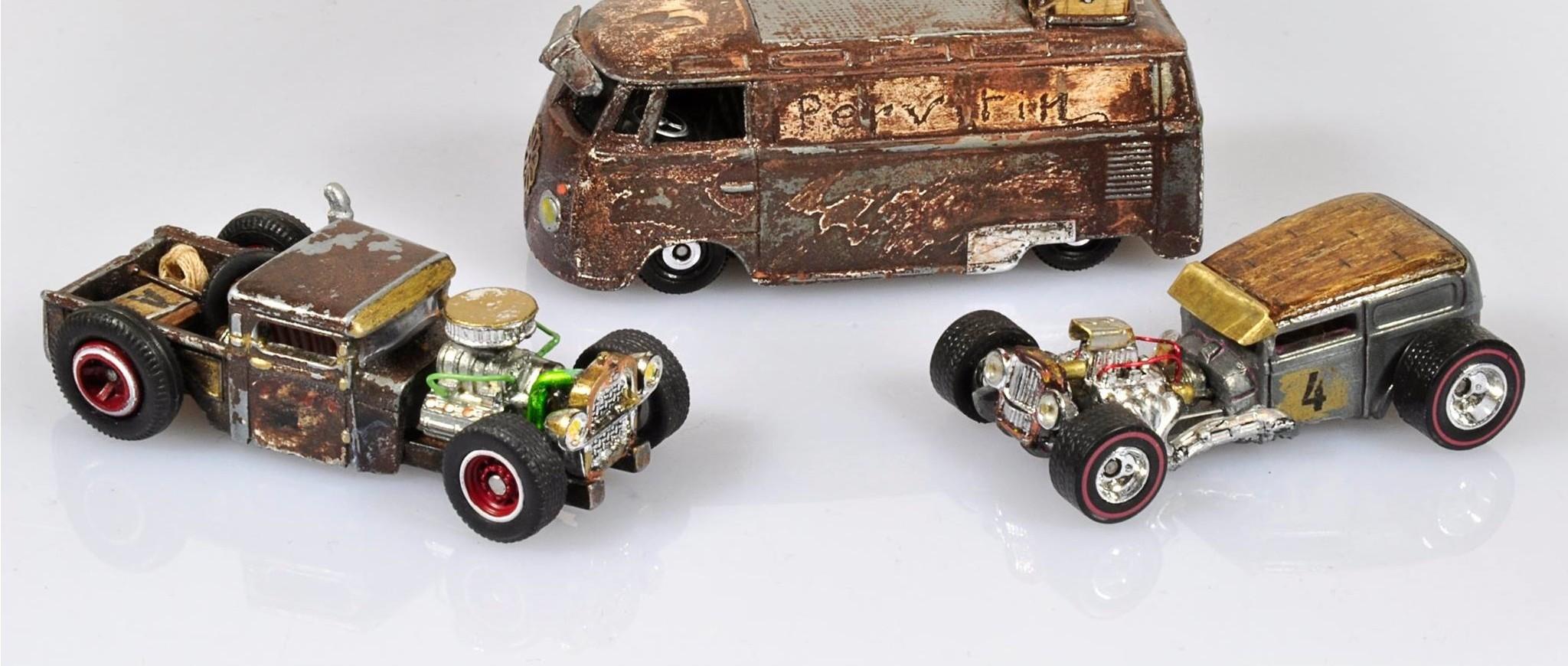 Your Custom Hotwheels 4