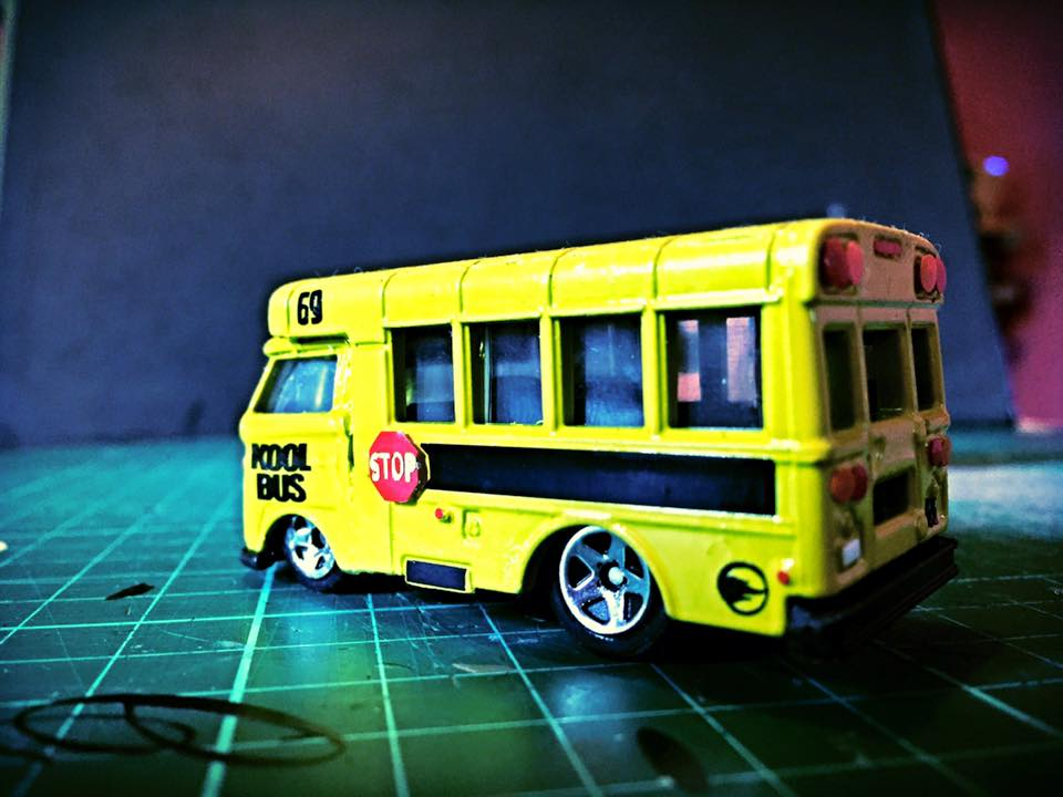 Ben Cherrington Kool Bus 2