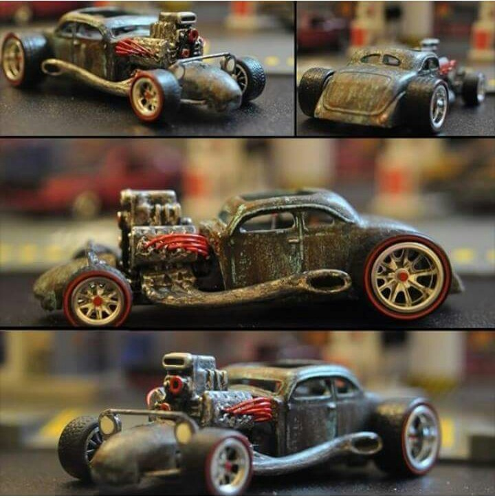 David Yaeger Ratrod