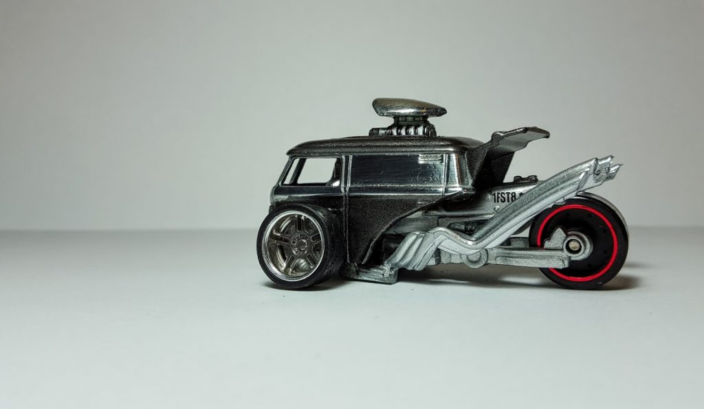 Kool Kombi trike dragster - sneak peek