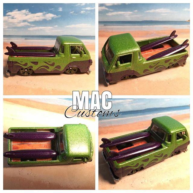 Mark Cary - macustomizer custom A100