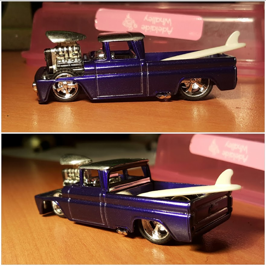 custom 62 chevy 1