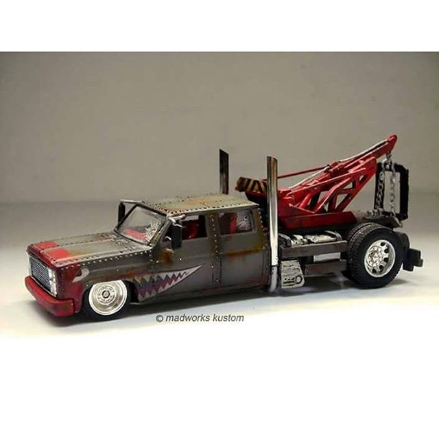 madworxkustom chevy wrecker 2