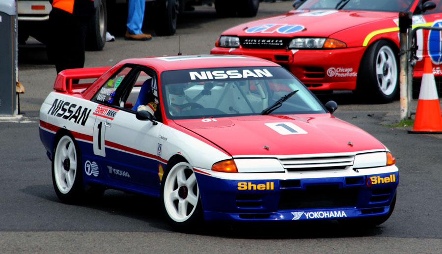 Skaife 1991 Skyline GTR32 Bathurst Winner