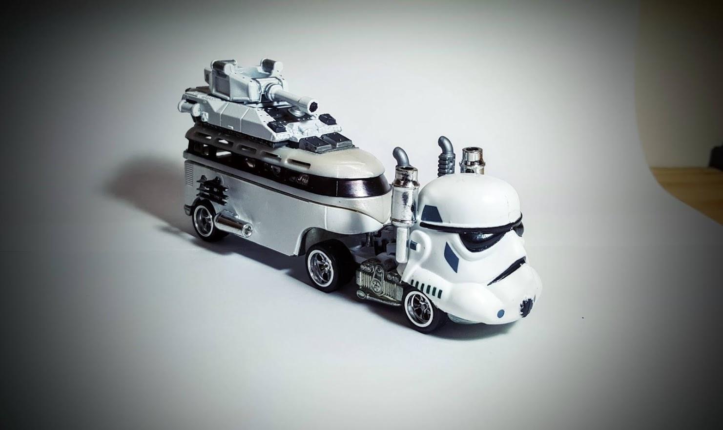 Volkswagen Storm Trooper-Hauler