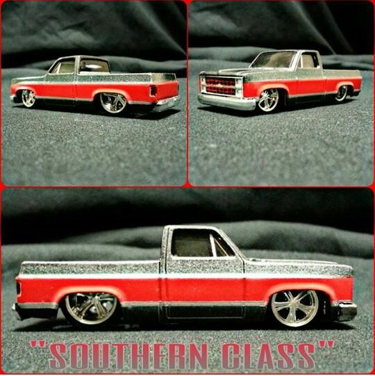 custom hot wheels by Justin Shubert