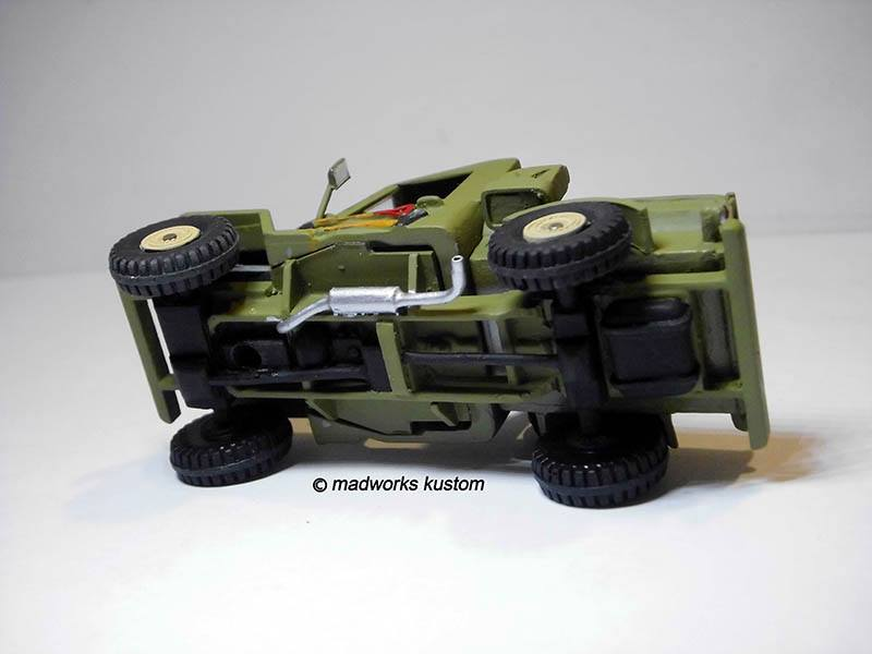 scratch built Hot Wheels parts by Hadi Rochmansyah Jeep 4