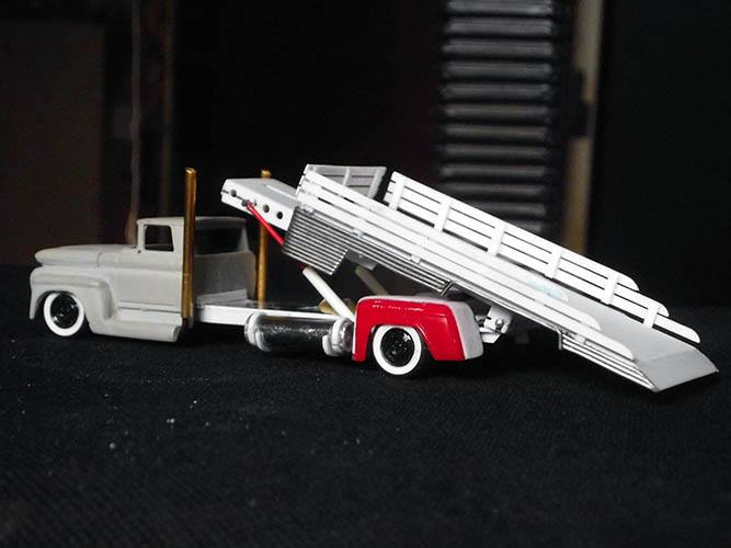 scratch built Hot Wheels parts by Hadi Rochmansyah