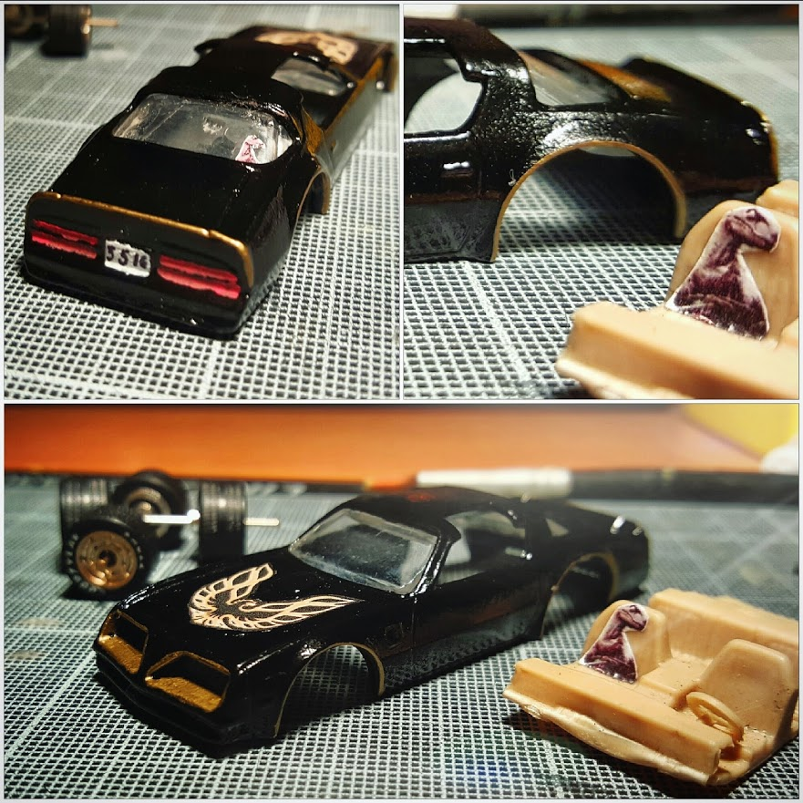 Custom 1978 Pontiac Trans Am Firebird 1