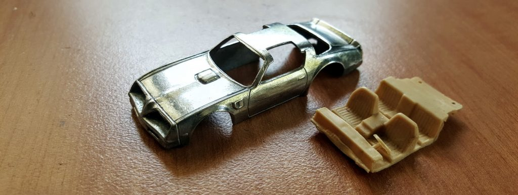 custom trans am firebird for Michelle and Ivan Wedding - first progress pic