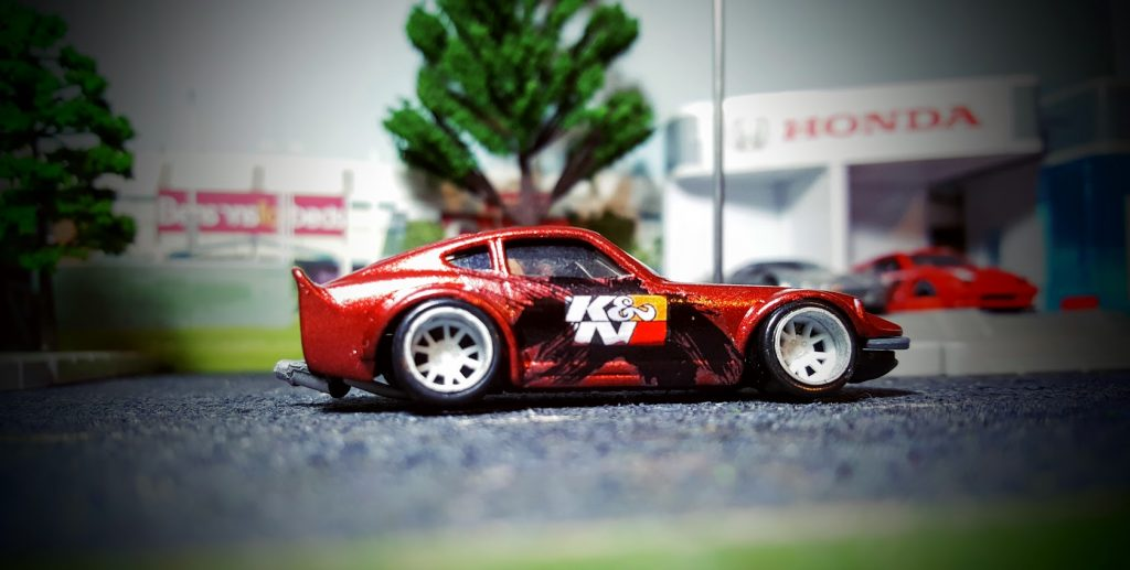 hot wheels decals guide and a custom Datsun Fairlady Z