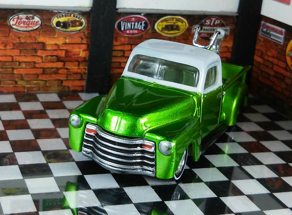 Bonfa Customs Chevy 55 2