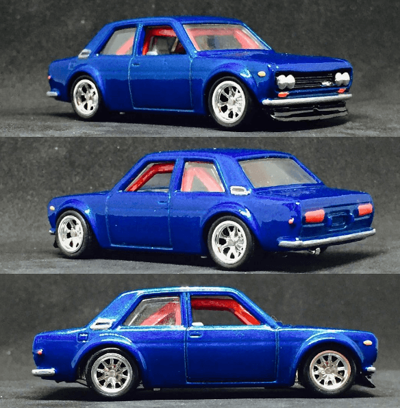 Hooptywagon Datsun510