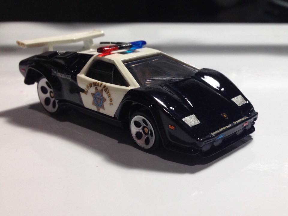 Jeremy Wulf Countach Cops