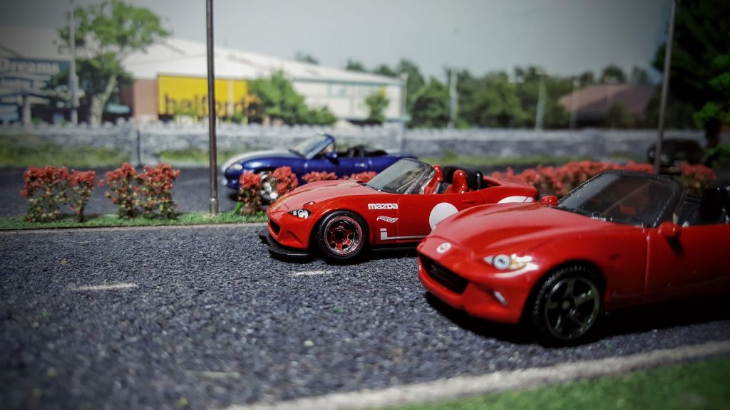 My Mazda MX5 Miata Meet | My Custom Hotwheels & Diecast Cars