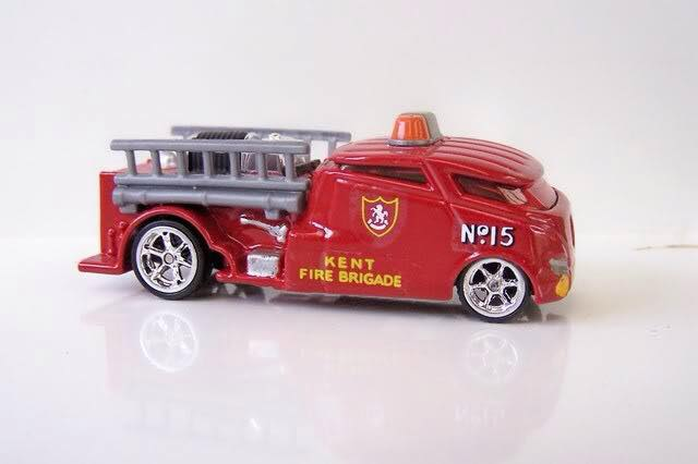 Mick Mcgrath Qombi Firetruck