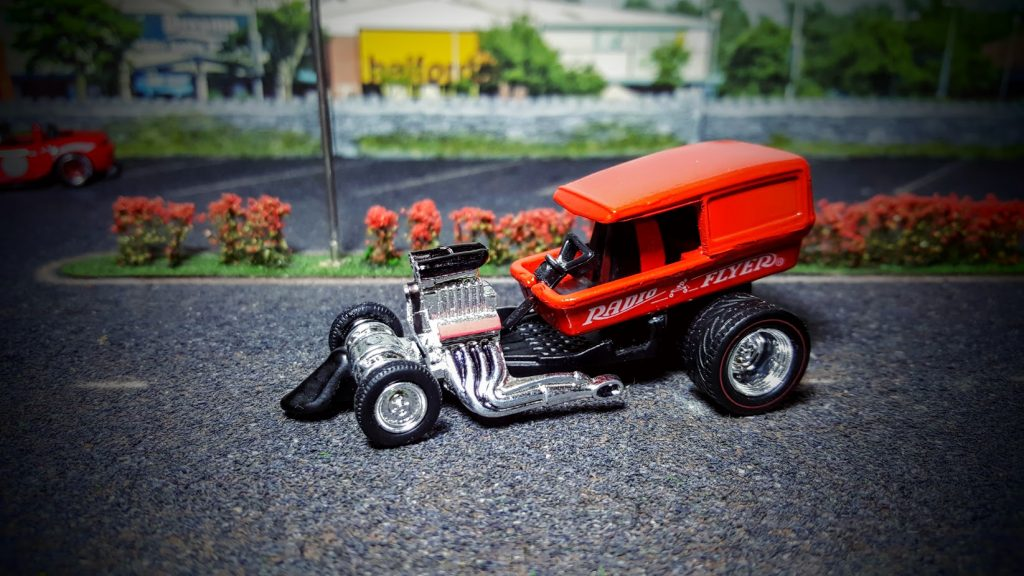 Radio Flyer Custom Hot Wheels Dragster