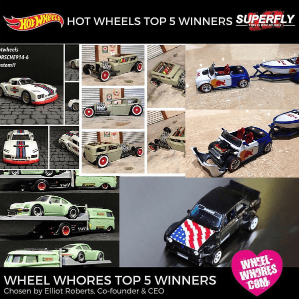 Tom7Woody-custom-hotwheels Ratrod Top 5 custom comp winner