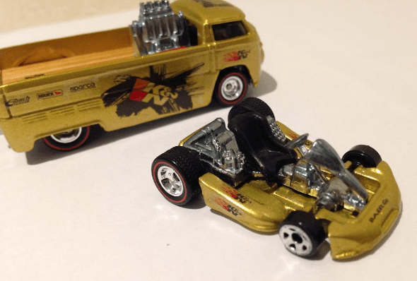 richardformula1 KandN gokart and dragbus