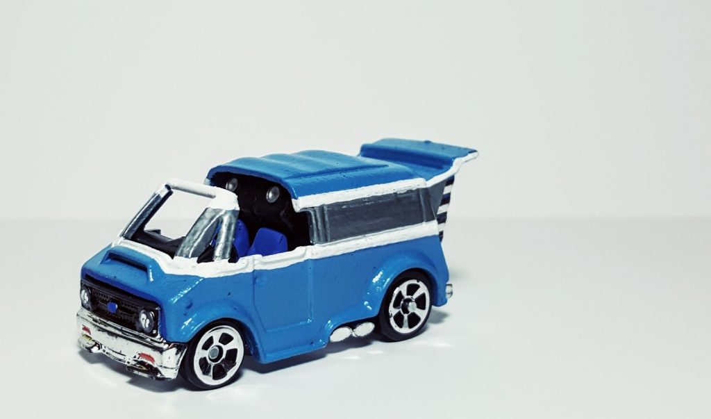 gluten free custom Hot Wheels diecast cars