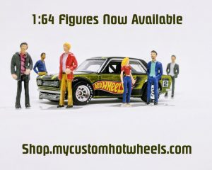 1:64 figurines and diorama people now available for sale