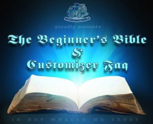 Beginners Bible and Customizer FAQ - The Ultimate Hot Wheels Custom Guide