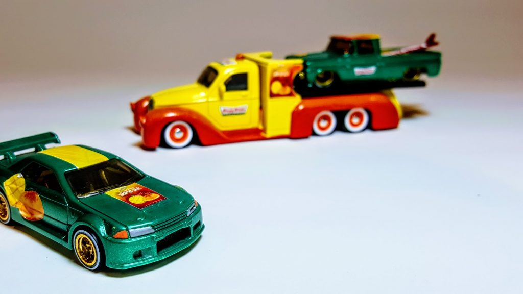 Krispy Kreme Custom Hot Wheels Collection