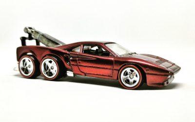 Ferrari Tow Eighty-Eight
