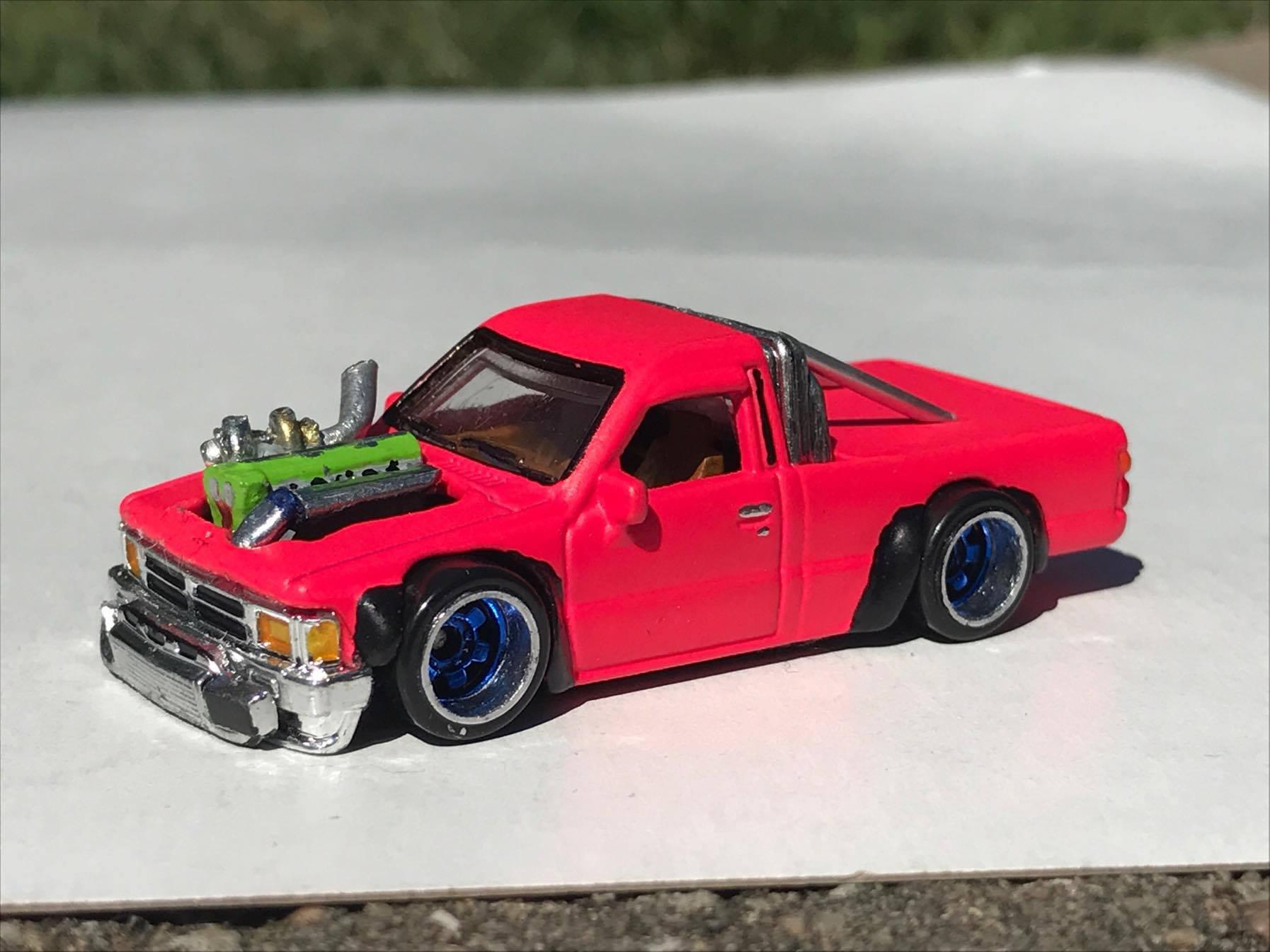 Ass in the steering wheel - 3 1