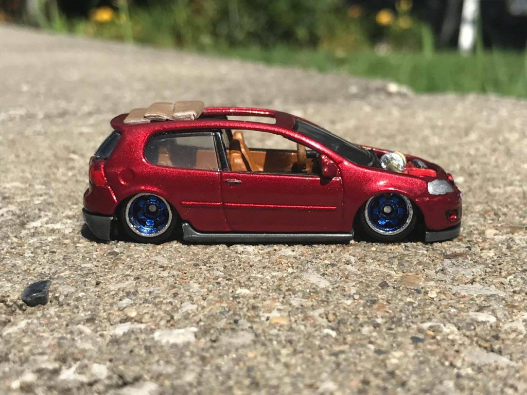 Custom Hot Wheels from Diecast Kustomz by Scott