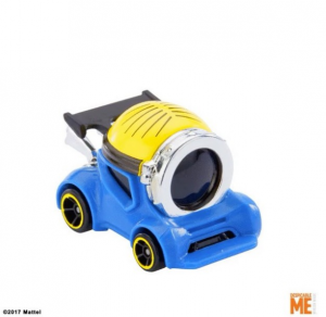 Hot Wheels Official Minion Car