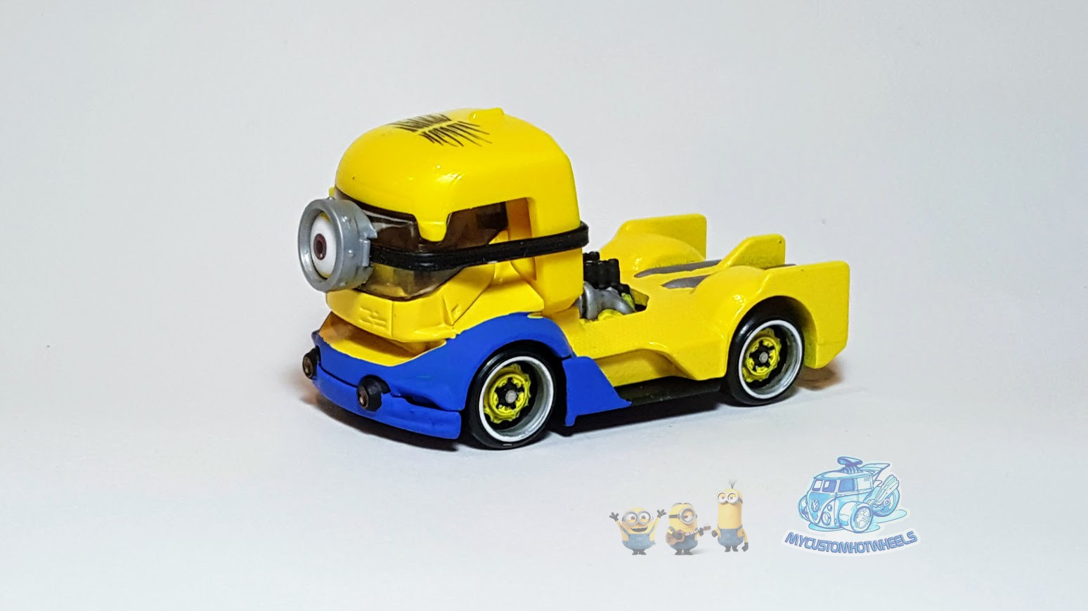 minion motorsports my custom hotwheels diecast cars. Black Bedroom Furniture Sets. Home Design Ideas