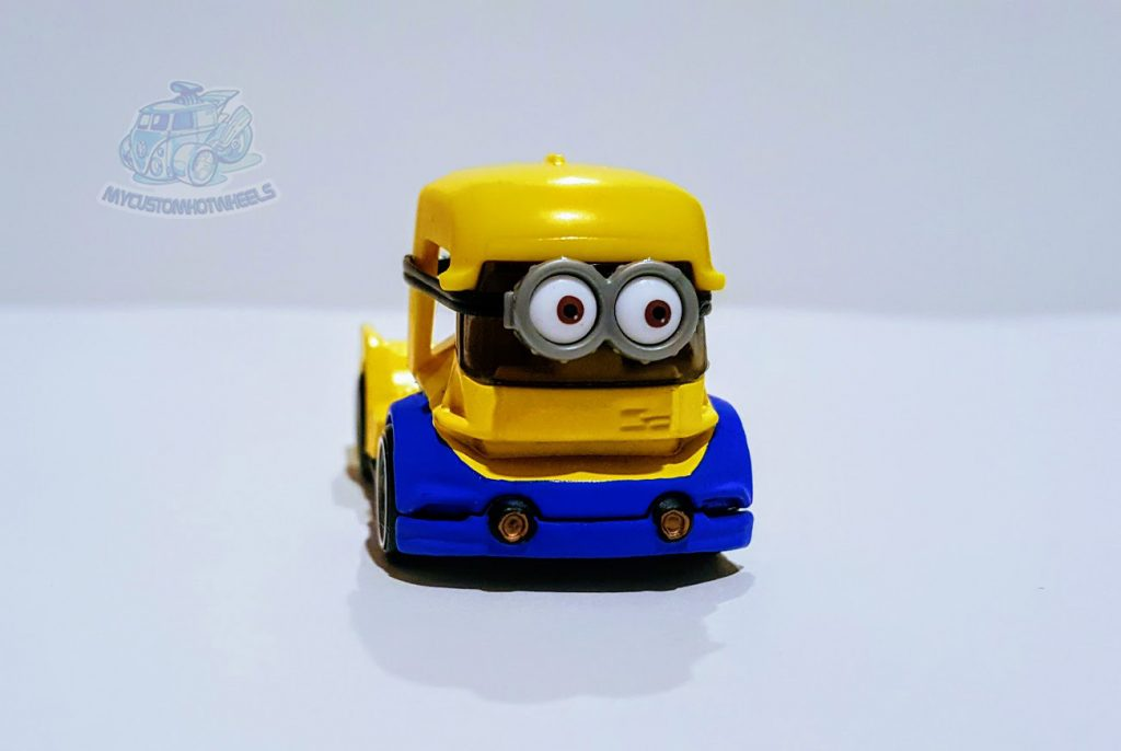 My Custom Hotwheels Minion Car - Minion Bob Hot Wheels