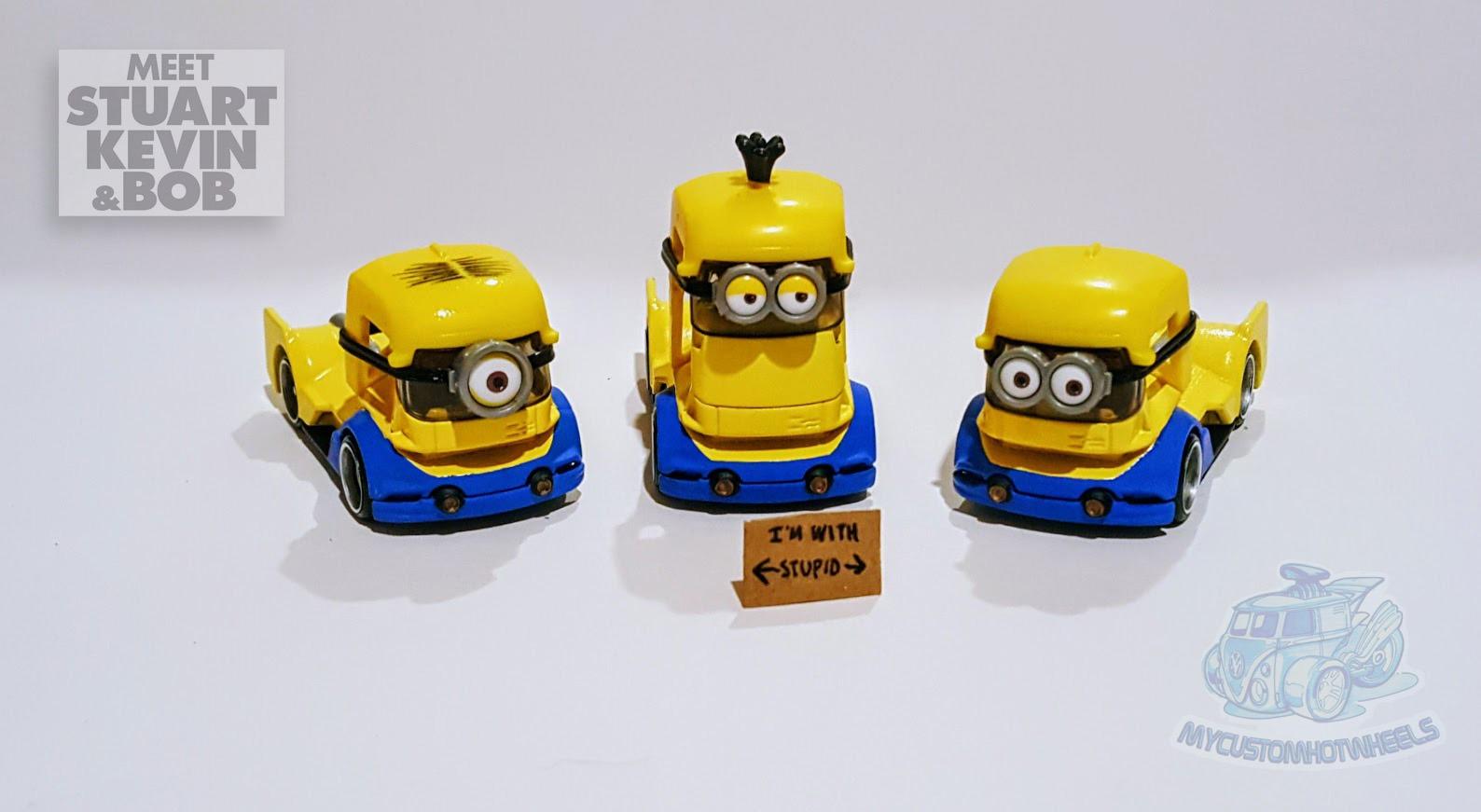 Minion Motorsports My Custom Hotwheels Amp Diecast Cars