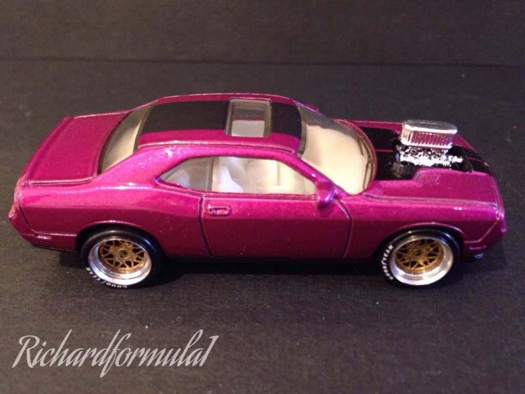 Custom Hot Wheels by Richard Marotta