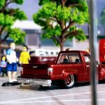 Slammed Toyota Hilux - The Low Lux