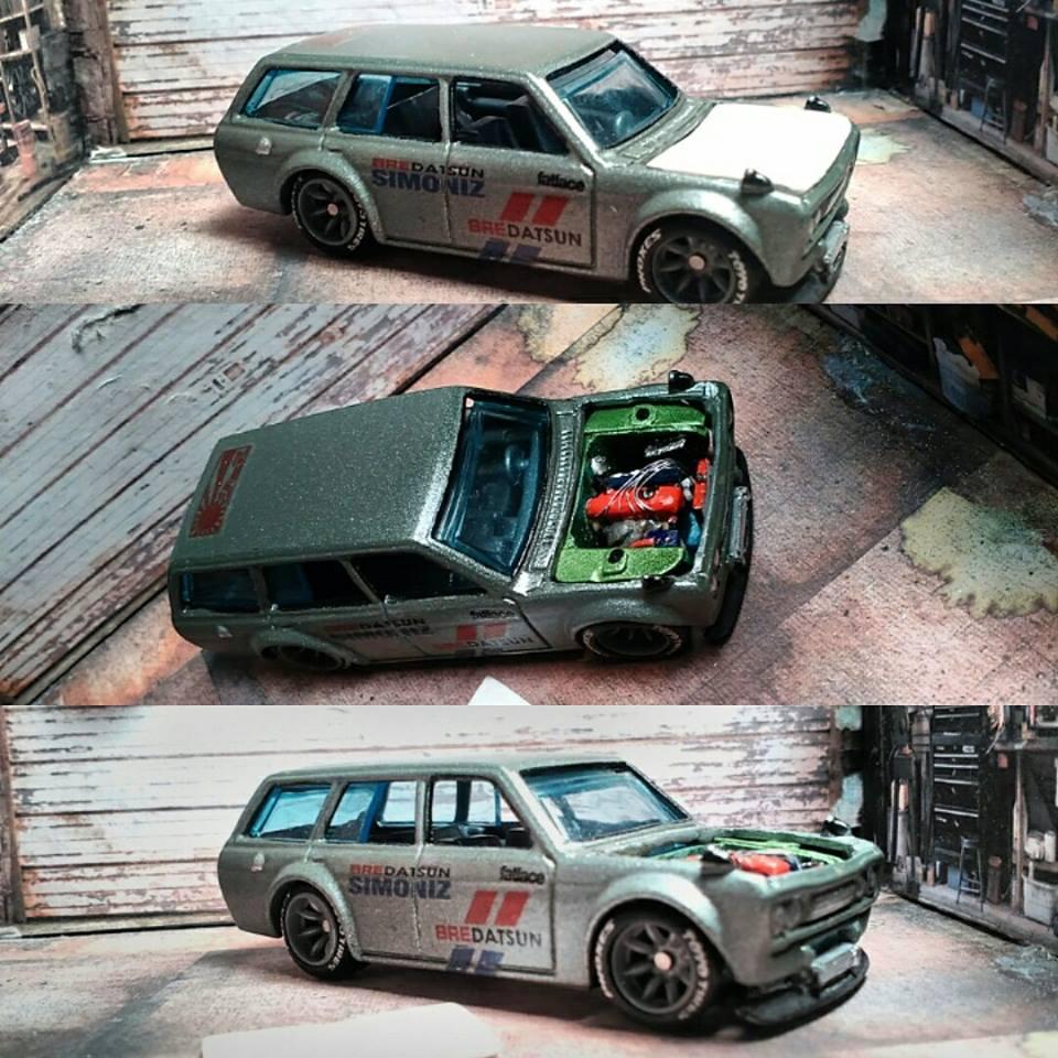 Datsun 510 For Sale >> Your Custom Hot Wheels 13   My Custom Hotwheels & Diecast Cars